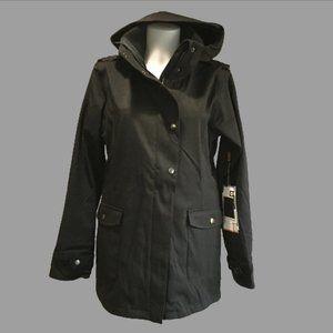 Roxy Woman's Black Jacket size Medium